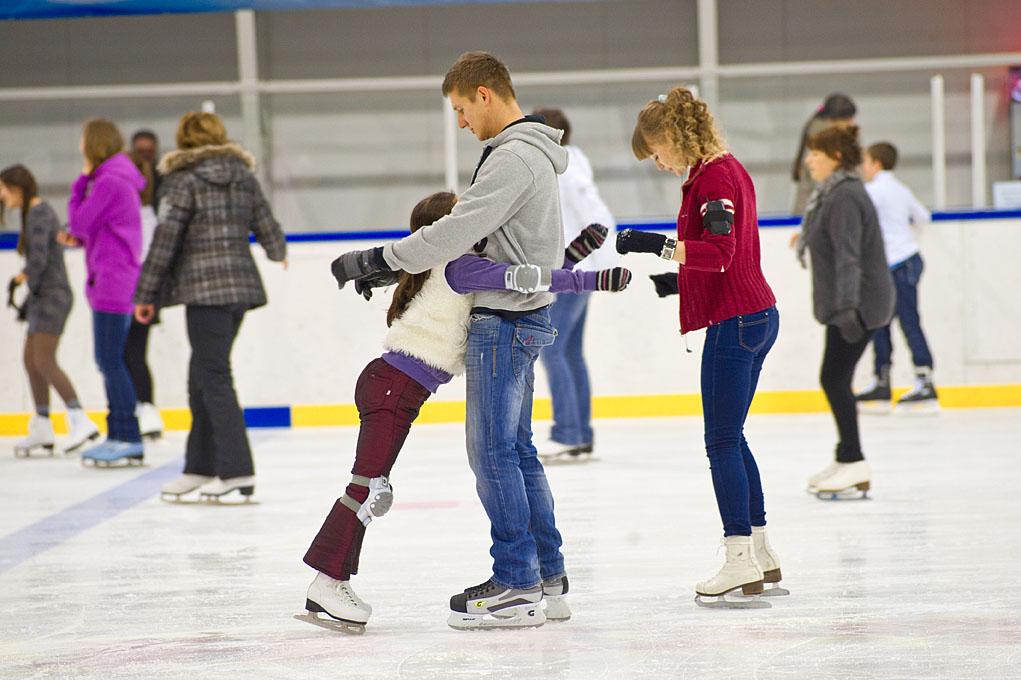 «Арена Морозово» – площадка для массового катания в Москве