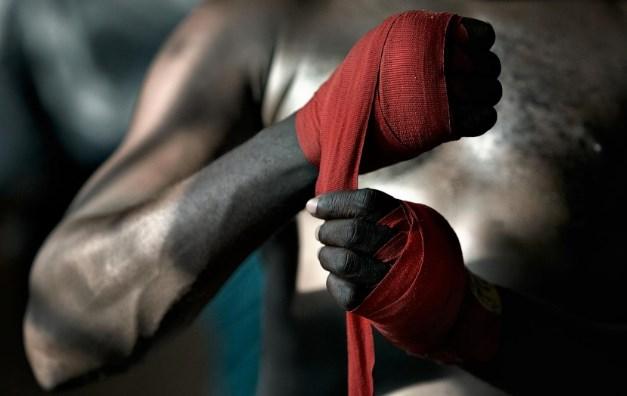 Бинты для бокса