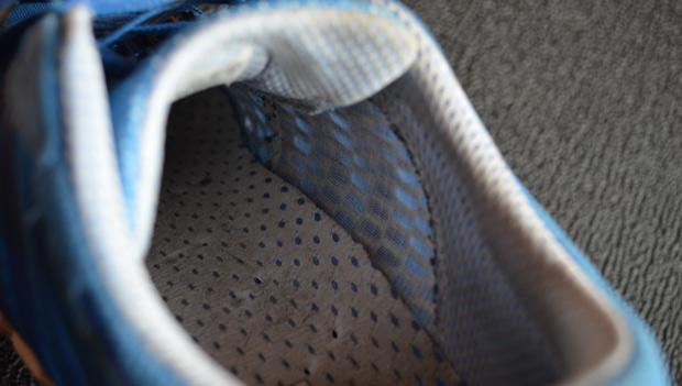 Кроссовки для бега - материал