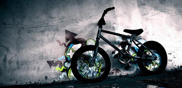 Велосипедный мотокросс