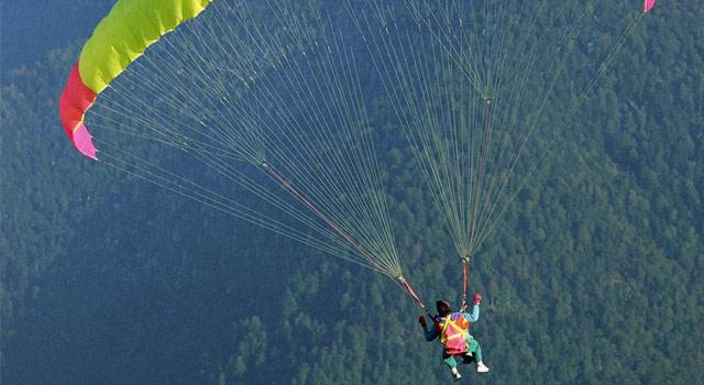 Прыжки с парашютом, c чего начать