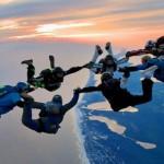 Боязнь прыжка с парашюта