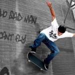 Скейтборд – дворовый спорт для парней