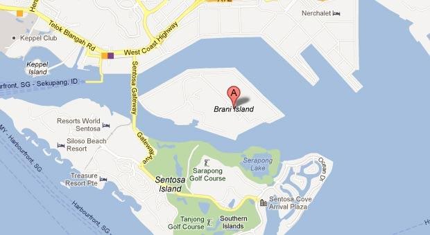 Самостоятельные туры по Сингапуру на остров Брани