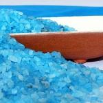 Антицеллюлитные свойства морской соли