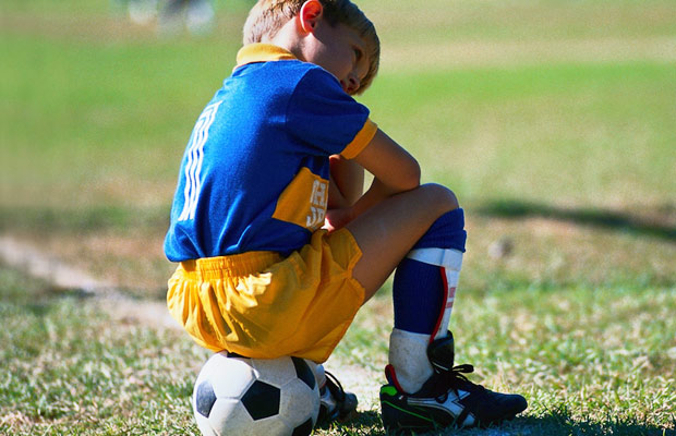 В каком возрасте отдавать ребенка в футбольную секцию